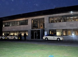 Industrial Building, Office Building and Workshop